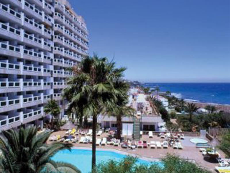 Hotel Europalace Playa De Ingles